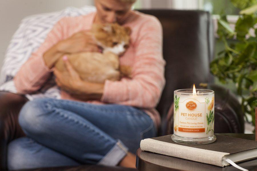 Pethouse candle