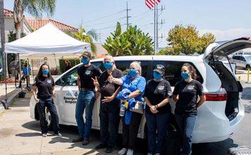 San Diego Humane Society ERT Team